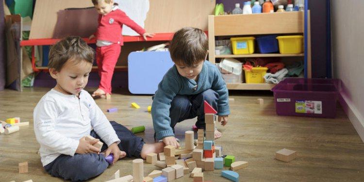 nouvelle aide à la garde d'enfants