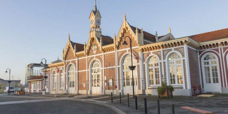 La Plus Belle Gare De France Est Celle D'Abbeville